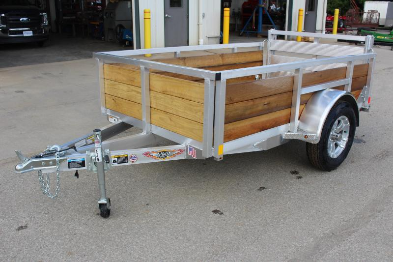 2020 H and H Trailer 5 x 8 Utility Trailer