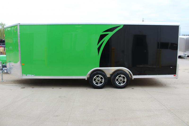 2019 NEO Trailers NCBS 8.5 x 20 Enclosed Cargo Trailer