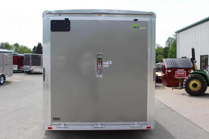 2019 NEO Trailers NAV 7 x 14 Enclosed Cargo Trailer