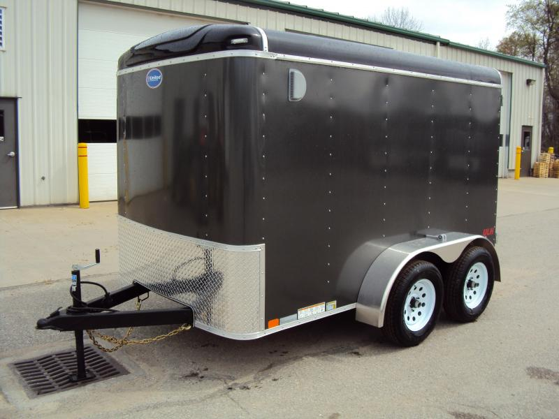 2020 United Trailers 6 x 10' Enclosed Cargo Trailer