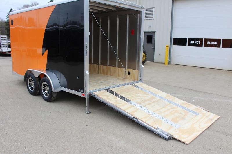 2019 NEO Trailers NAM 7 x 14 Enclosed Cargo Trailer