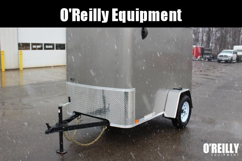 2020 United Trailers ULH 5 x 8 Enclosed Cargo Trailer
