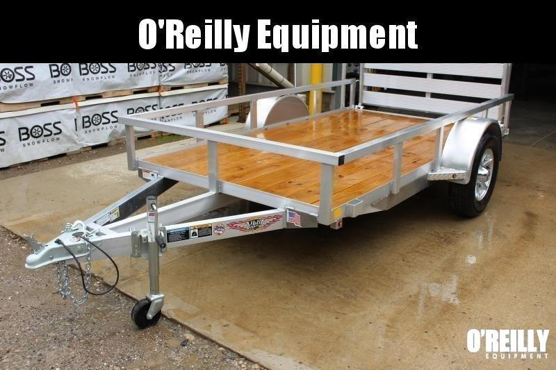 2020 H and H Trailer 6.5 x 10' Utility Trailer