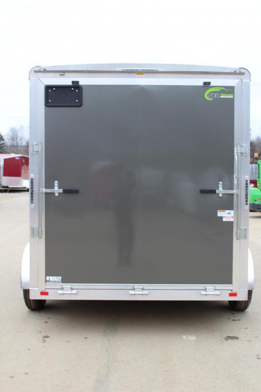 2019 NEO Trailers NAV 7 x 12 Enclosed Cargo Trailer