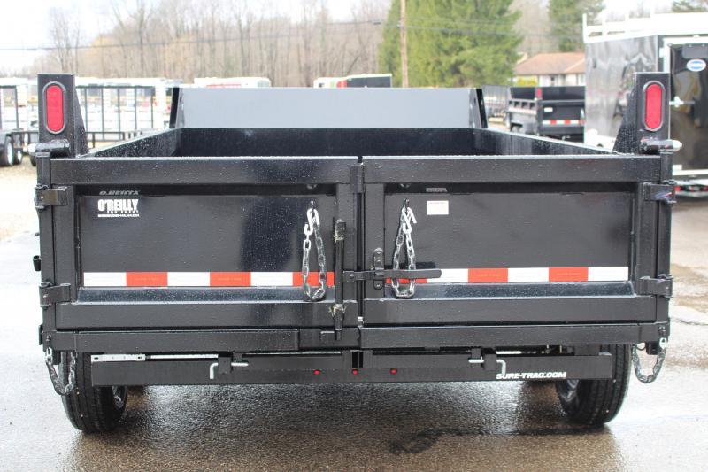 2020 Sure-Trac 7 x 12 Dump Trailer