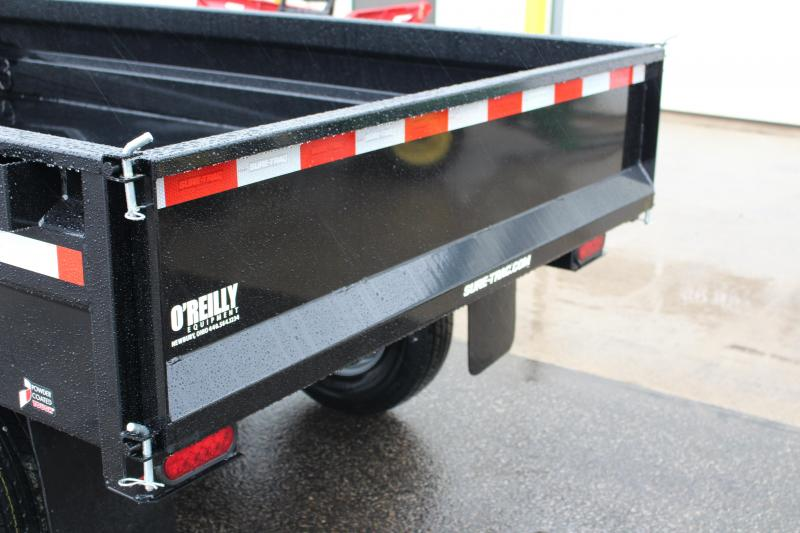 2020 Sure-Trac 6 x 10 Dump Trailer
