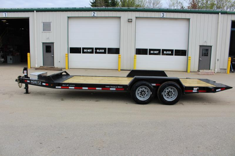 2019 Moritz International ELBH-20 HT 16000 Equipment Trailer