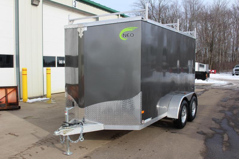 2020 NEO Trailers NAV 6 X 12 Enclosed Cargo Trailer