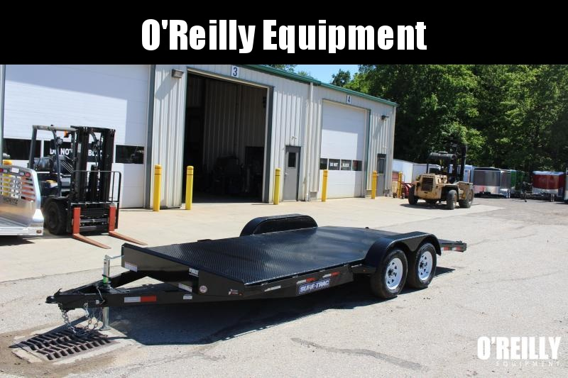2019 Sure-Trac 7 x 18 Car / Racing Trailer