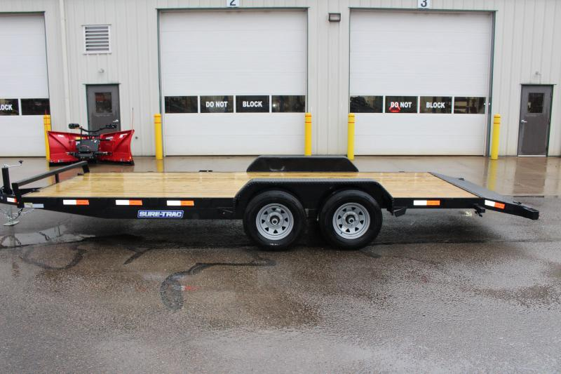 2020 Sure-Trac 7x20 Car Hauler