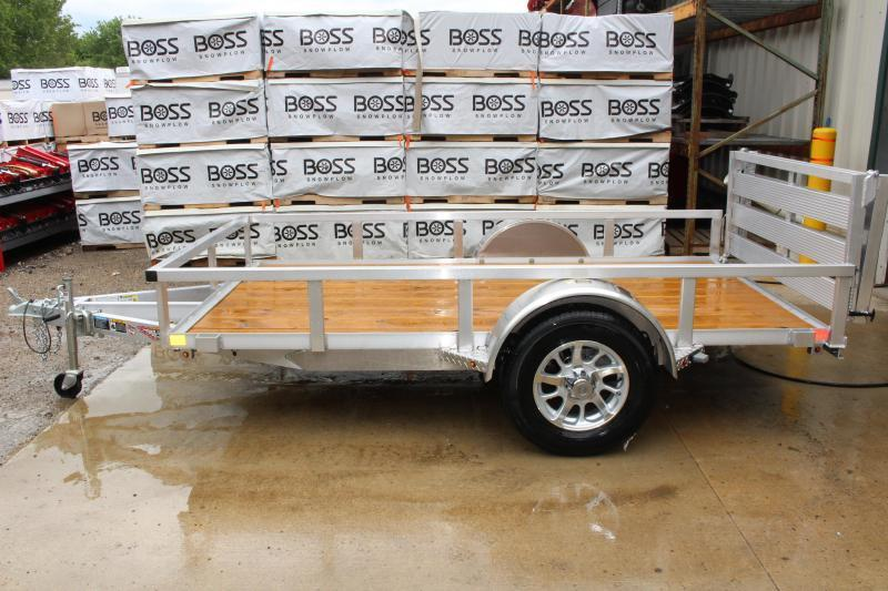 2020 H and H Trailer 5' x 10' Utility Trailer