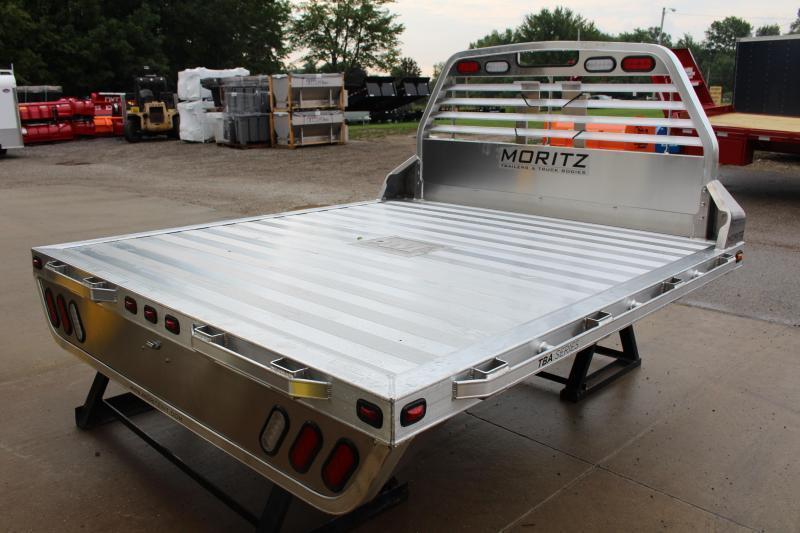2019 Moritz International TBA8-86 Truck Bed - Flat Bed