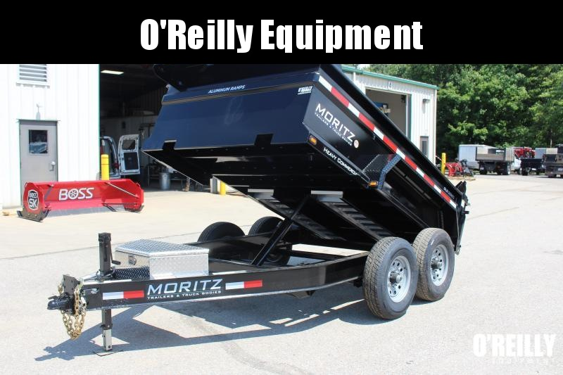 2019 Sure-Trac 7x16 HD Dump Trailer   O Reilly Equipment