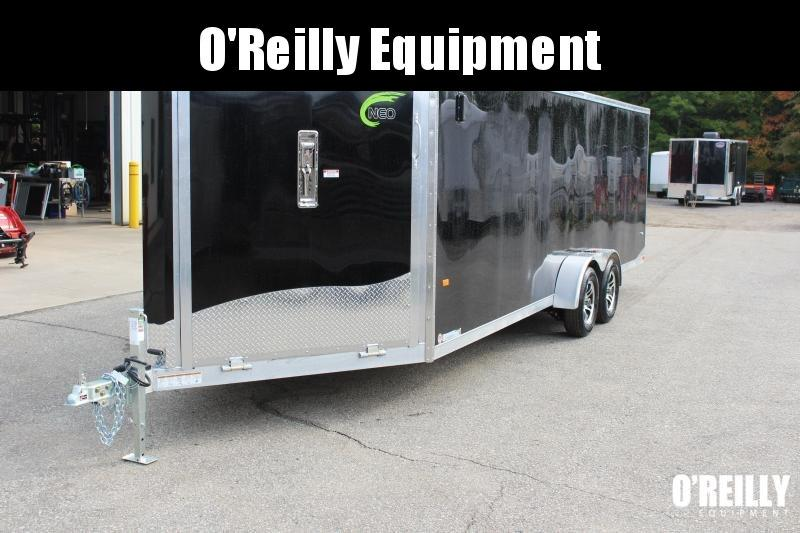 2019 NEO Trailers NAS 7 X 26 Enclosed Cargo Trailer