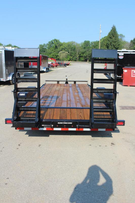 2020 Sure-Trac 7 x 18 Equipment Trailer