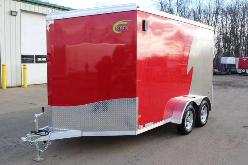 2020 NEO Trailers NAM 7 x 12 Enclosed Cargo Trailer
