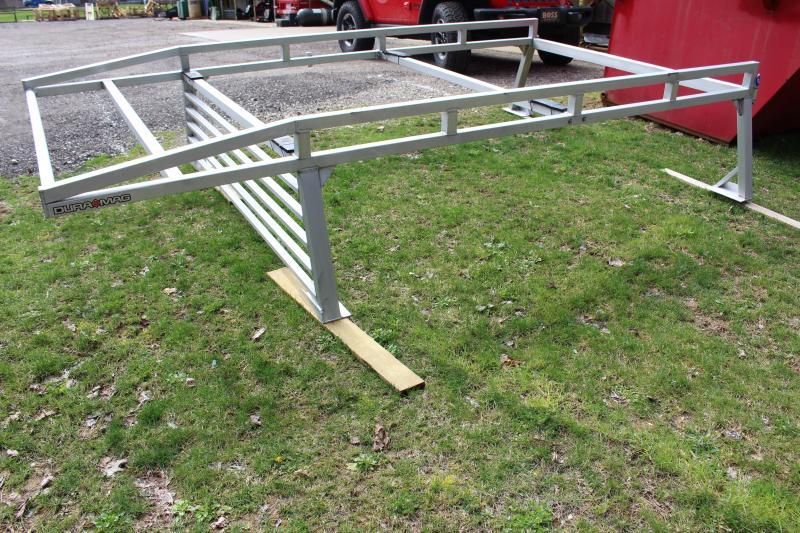 2020 Dura Mag Truck Bodies Cantilever Ladder Rack