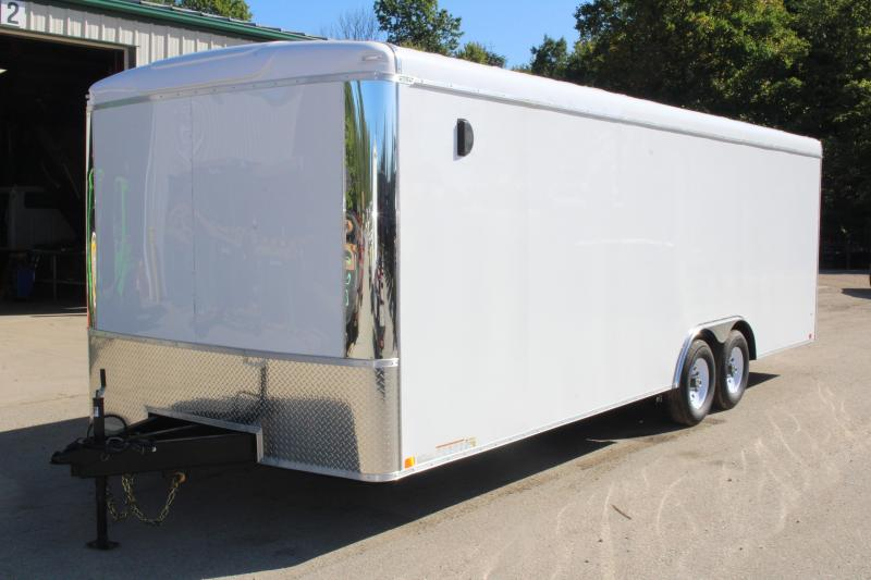 2020 United Trailers ULT 8.5X24 Enclosed Cargo Trailer
