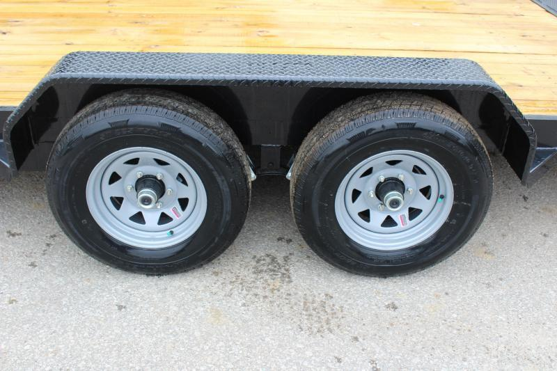2020 Sure-Trac 7x18 Car Hauler