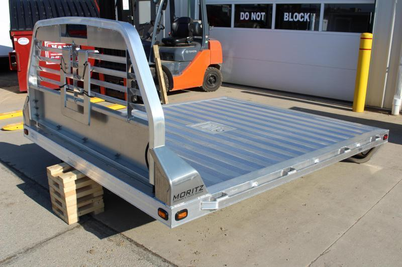 2020 Moritz International TBA8-9.4 Truck Bed - Flat Bed