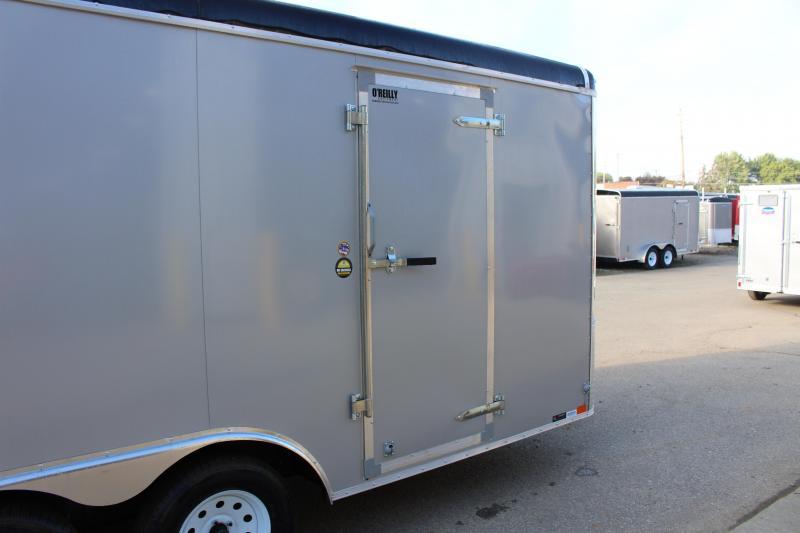 2020 United Trailers ULT 8.5X16 Enclosed Cargo Trailer