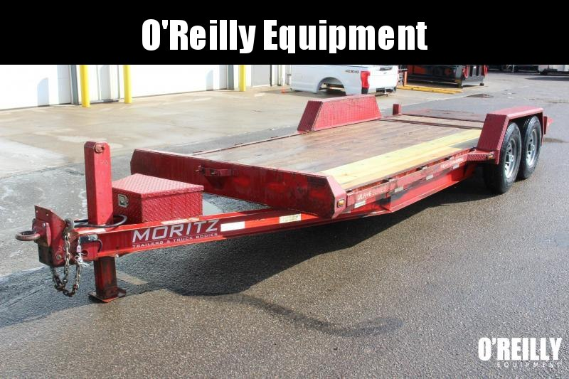 2019 Moritz International ELBH-20 HT 14000 Equipment Trailer Used