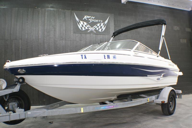 2010 Larson Boats 188 SI Cimarron Runabout Boat