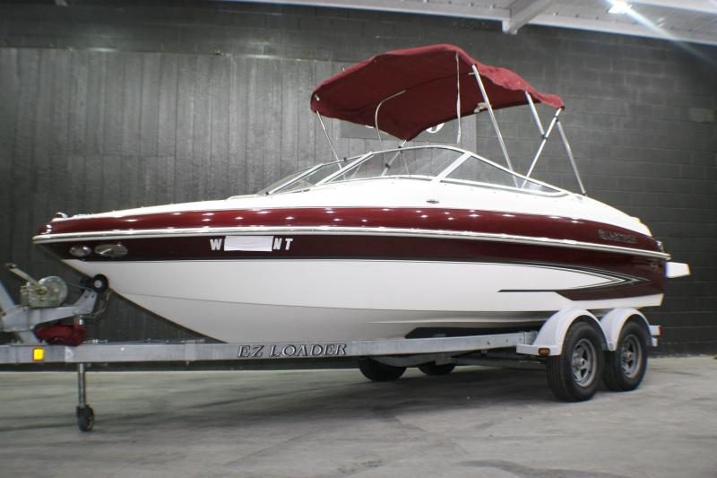 2006 Glasstron 2006 Glastron GX205 Runabout Boat