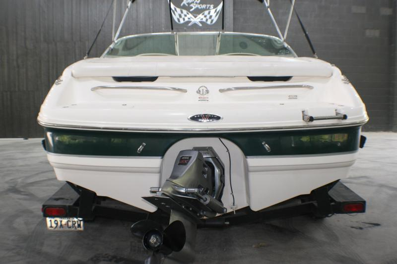 2001 CHAPARRAL 216 SSI