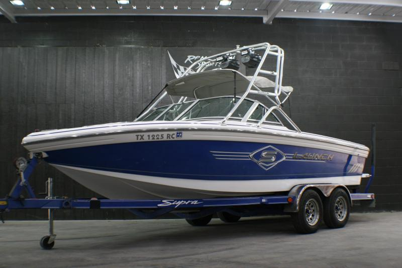 2003 Supra LAUNCH 21V Ski/Wakeboard