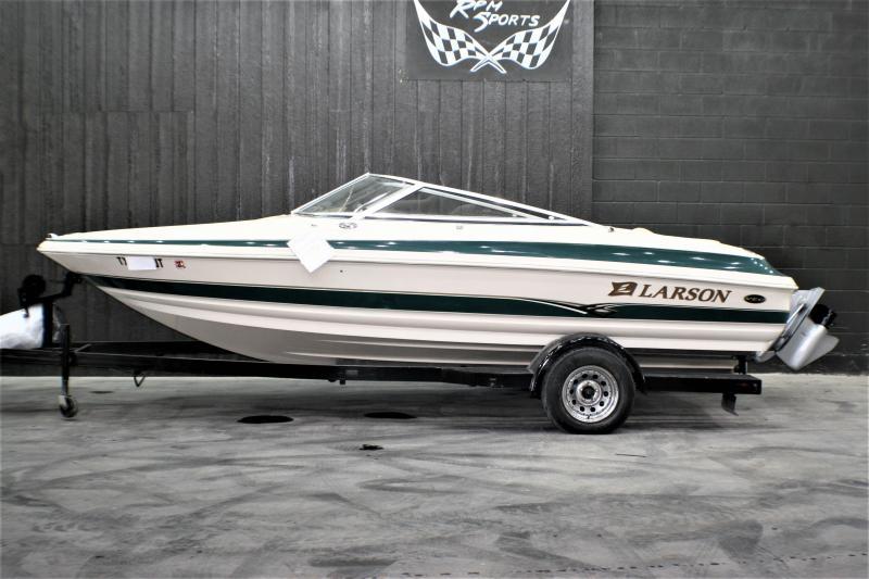 2002 LARSON 190 LXI