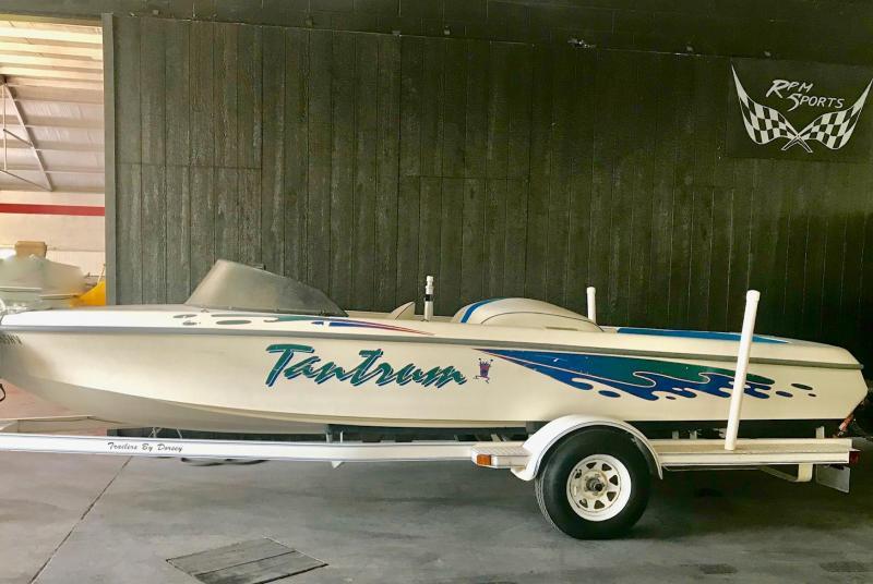1997 Malibu Tantrum 1355HY Ski/Wakeboard