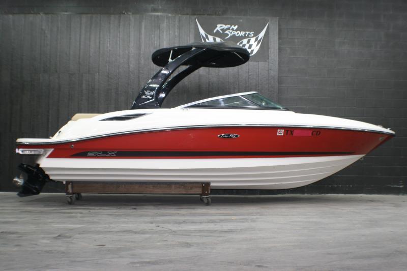 2014 SEA RAY SLX 210
