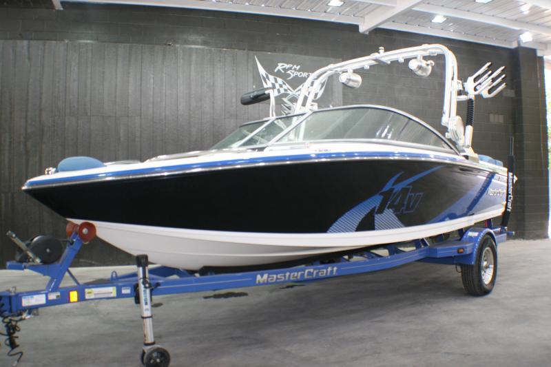 2012 Mastercraft X14v Surf Boat