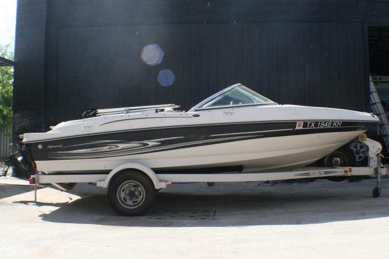 2005 Sea Ray 180 Runabout Boat