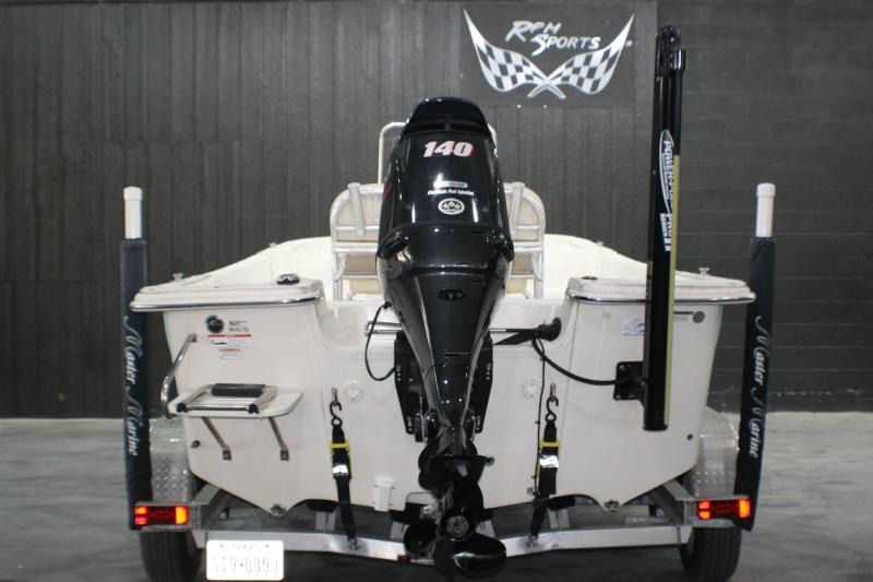 2016 CAROLINA SKIFF 218DLV Fishing Boat
