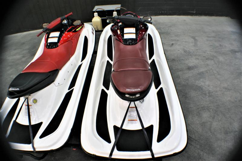 2004 & 2005 HONDA AQUATRAX F-12 TURBO PWC PACKAGE