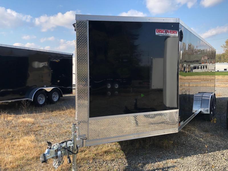 2020 Discovery Aerolite 7X27 7K GVWR Snowmobile Trailer $7900