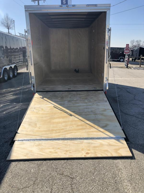 2020 Continental Cargo V-Series 7X14 7K GVWR Enclosed Cargo Trailer