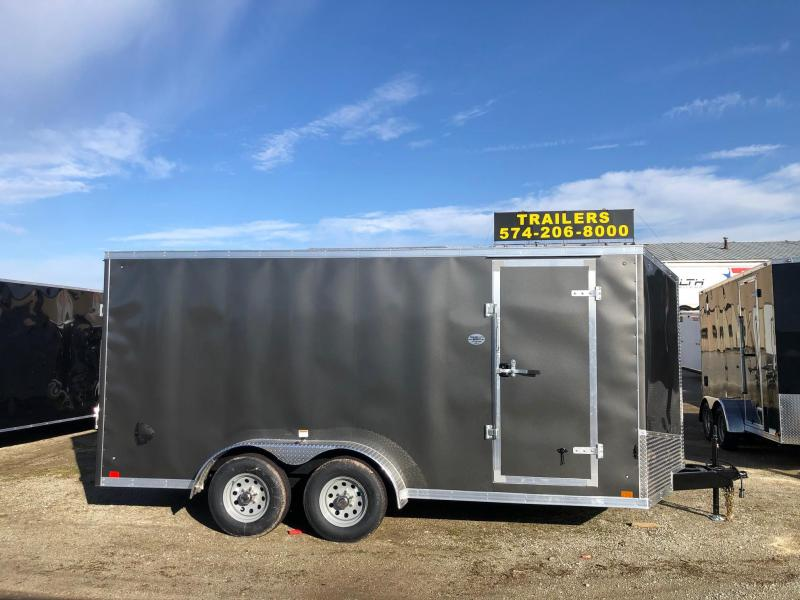 2020 Discovery Trailers Rover SE 7x16 Enclosed Cargo Trailer Enclosed Cargo Trailer
