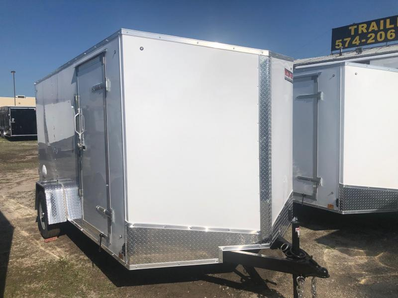 2020 Discovery Rover ET 7X12 Single Axle Trailer $3350