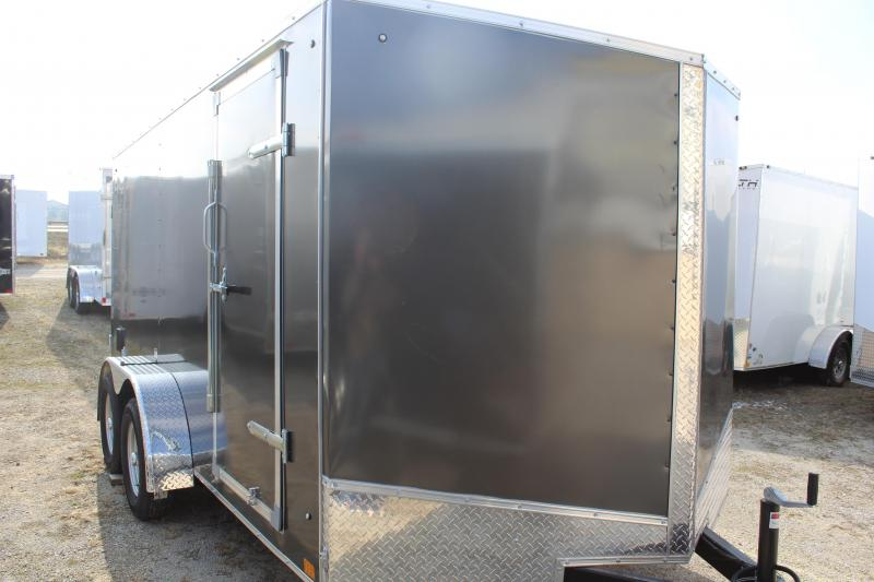 2020 Discovery Rover ET 7X14 7K GVWR Trailer $4100