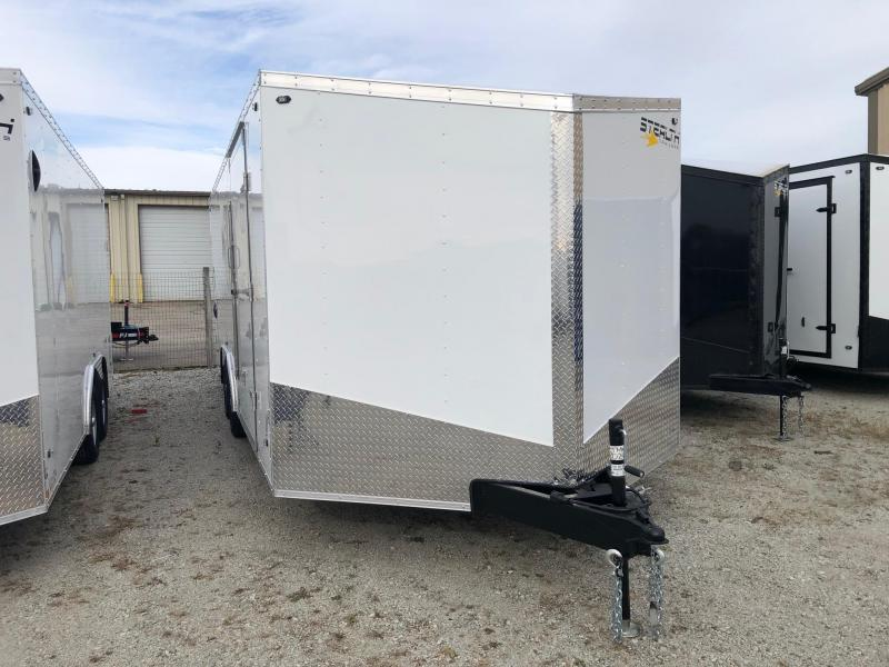2020 Stealth Mustang 8.5X20 7K GVWR Enclosed Car Trailer $5600