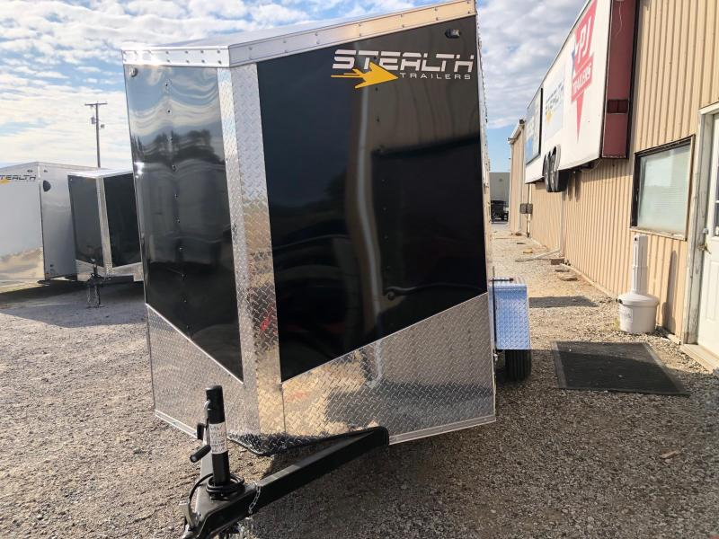 2020 Stealth Mustang 6X10 Single Axle Cargo Trailer $2700