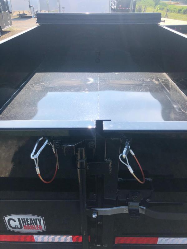 """2020 Quality Steel CJ  83""""X12 12K GVWR Dump Trailer $6000"""