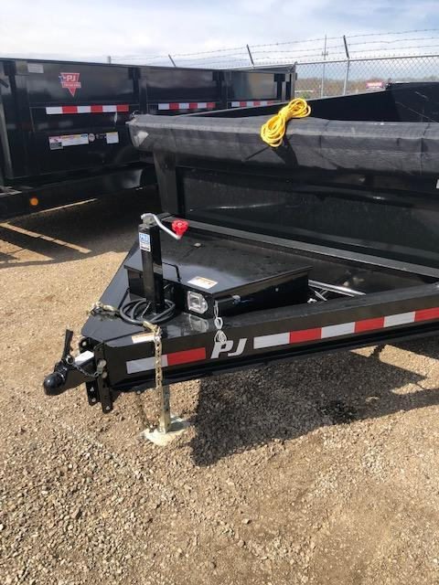 "2020 PJ DL 83"" X 14' 14K GVWR Dump Trailer On Sale $7595"