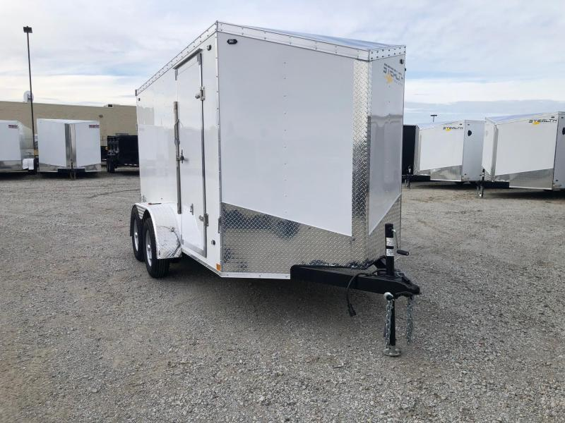 2020 Stealth Mustang 6X12 7K GVWR Cargo Trailer  $3800