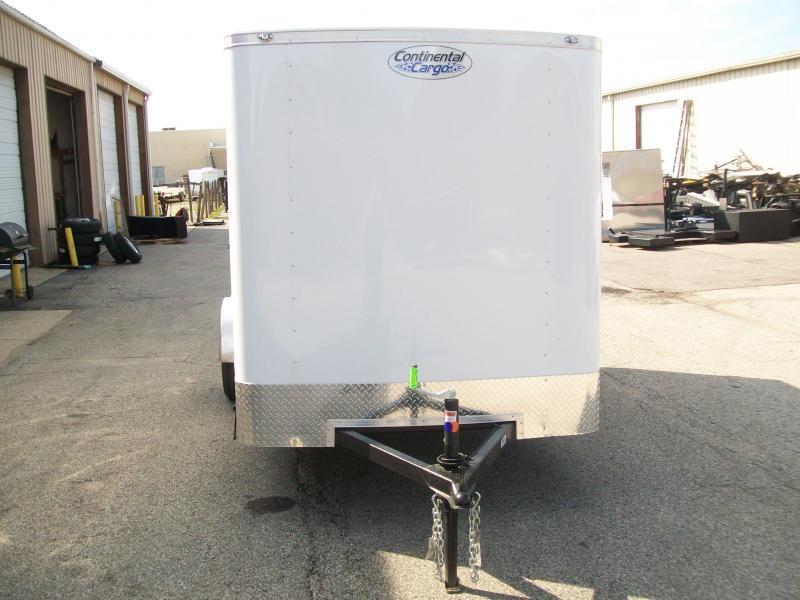 2020 Continental Cargo RS 6X12 Single Axle Cargo Trailer on Sale $2450