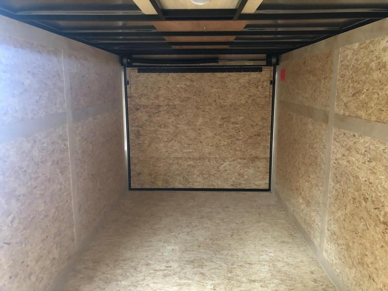 2020 Stealth Mustang 7X12 Single Axle Trailer $3600