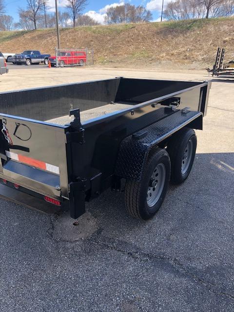 2020 Quality Steel 5X10 7K GVWR Dump Trailer $4040